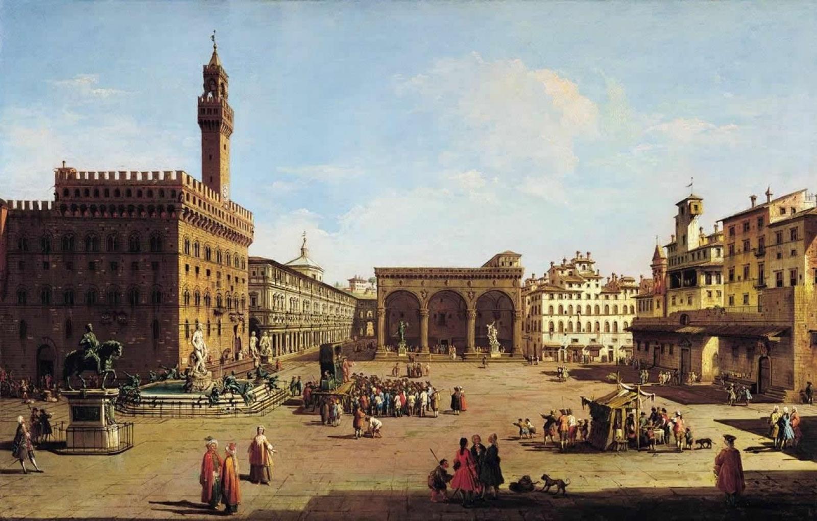 History Soggiorno Antica Torre Suites In Piazza Signoria In Florence